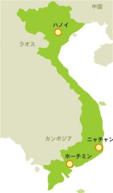 ベトナムの概観
